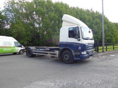 Truck Sales - James Hart Chorley